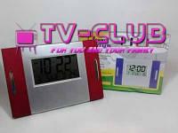 Часы настольные электронные KENKO 6871 LCD