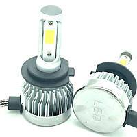 Светодиодные LED лампы головного света H7 Epistar C3 3200Lm 25Watt, фото 1