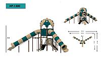 Детская игровая площадка 1300