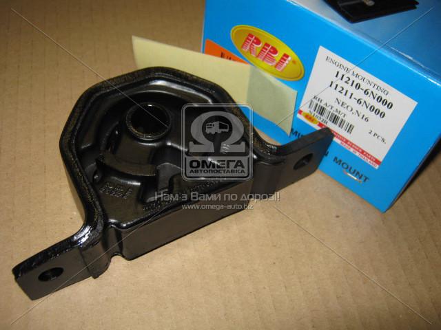 Подушка опоры двигателя Nissan Almera (пр-во RBI), N1032R