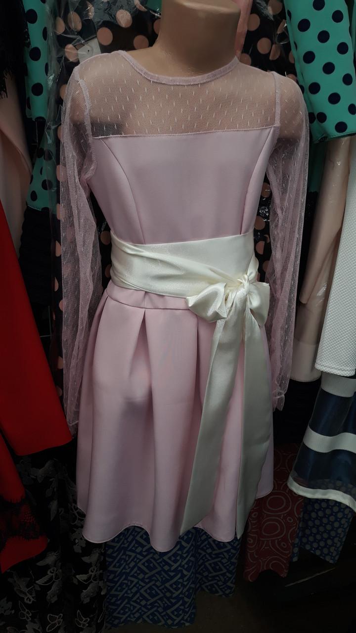 Нарядное детское платье для праздника - Оптово-розничный магазин