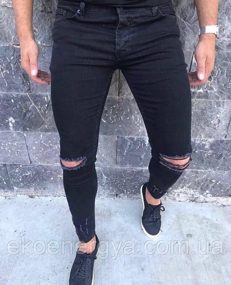 Мужские джинсы Zara Man - ЕкоЕнергія в Киевской области 685f942ee363b