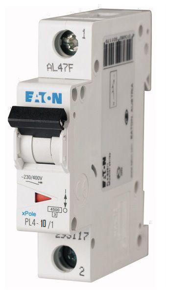 Автоматические выключатели PL4-C63/1