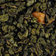 Зелений ароматизований чай Хамійська диня 1kg