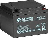Аккумуляторная Батарея B. B. Battery Hr 33-12