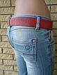 """Джинсы женские джинсовые стрейчевые """"рванка"""" FASHION, Турция, фото 4"""