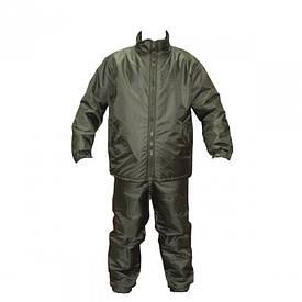 Подстежка зимняя термо куртка со штанами -20 олива