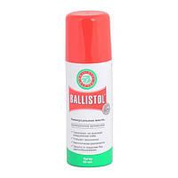 Масло универсальное спрей Klever Ballistol 50 ml