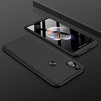 Чехол Full Cover 4D для Xiaomi Redmi Note 5 Pro
