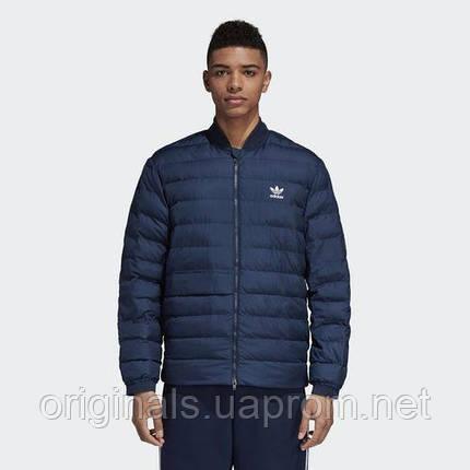 Мужская стеганная куртка Adidas SST Outdoor DJ3192, фото 2
