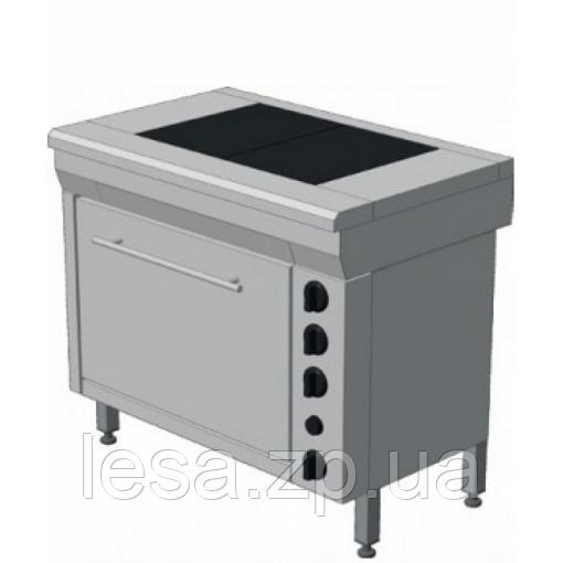 Плита электрическая промышленная ЭПК-2Б эталон