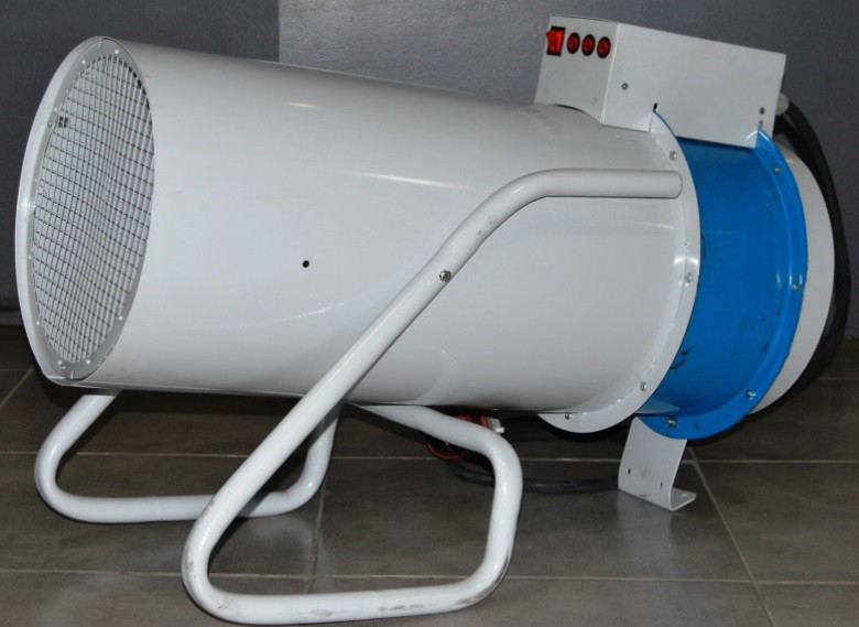 Тепловентилятор К-24