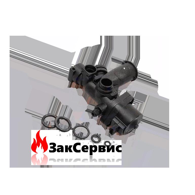 Трехходовой клапан на газовый котел Chaffoteaux Nectra 61010000
