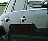Накладки на ручки без чіпа Audi Q7 (2005-2015) / Touareg (2010-), 4шт