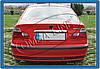 BMW 3 (E46) (1998-2005) Планка над номером (пластик)