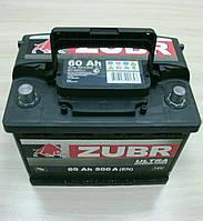 Аккумулятор 6СТ-60 Зубр