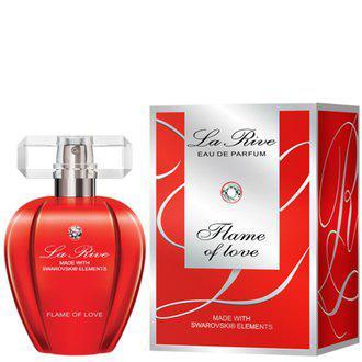 Парфюмированная вода для женщин La rive Swarovski Flame of Love