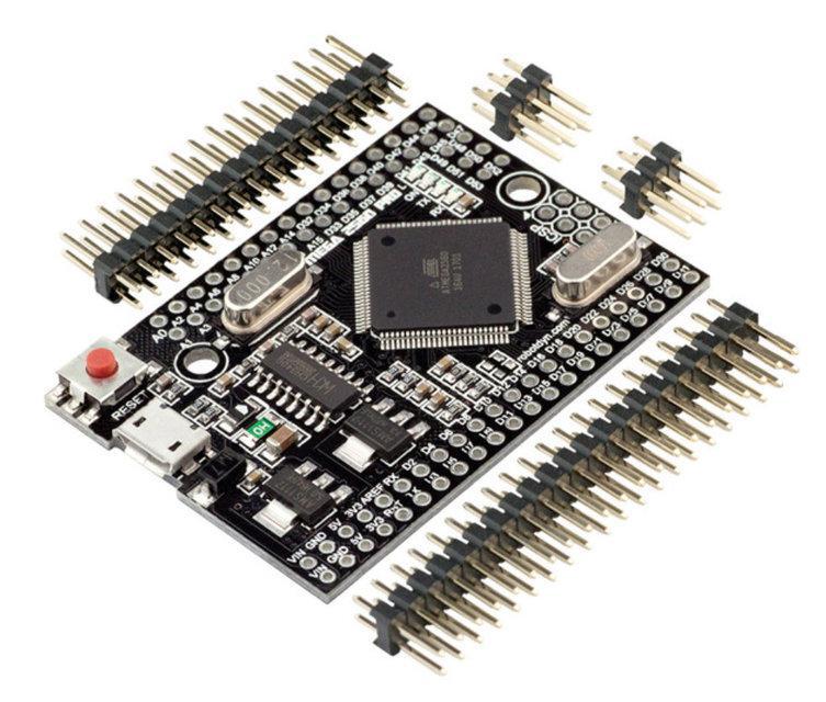 Arduino Mega 2560 Pro, CH340G/ATmega2560-16AU