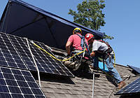 Установка  ветрогенераторов, солнечных коллекторов,  батарей (панелей)  и тепловых насосов. Монтаж с гарантией