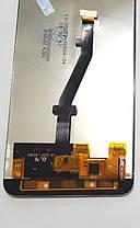Модуль (сенсор + дисплей) для ZTE Blade V7 Lite білий, фото 3