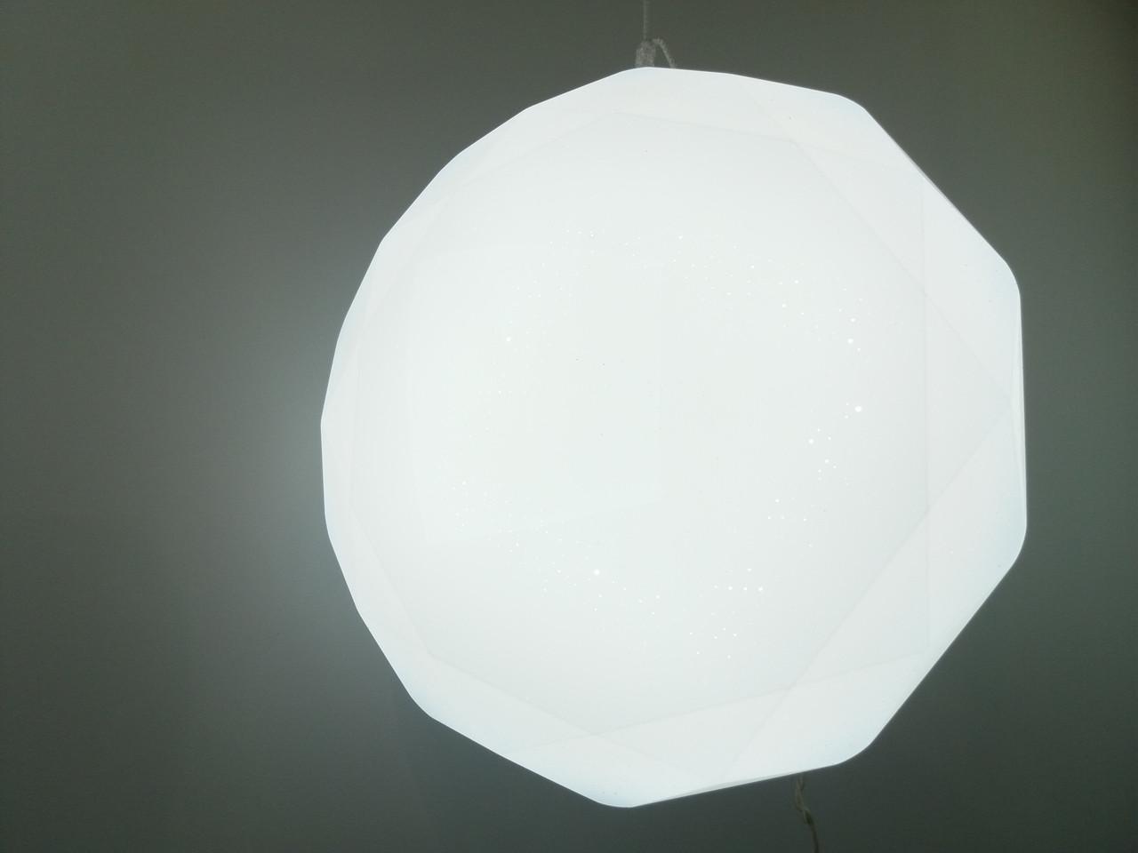 Стельовий Світильник LED-DIAMOND 60W з пультом ДУ