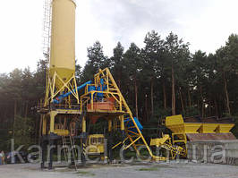 Бетоносмесительная установка БСУ-30С г. Радивилов (реконструкция)