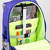 Надежный школьный рюкзак. Ортопедический с дышащей спинкой и умным органайзером. Бесплатная доставка., фото 8
