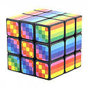 Кубик Рубика 3х3 Радужный, фото 2