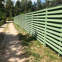 Забор из импрегнированной сосны Техас, фото 3