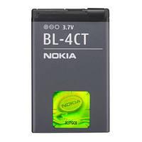 Батарея (акб, аккумулятор) Nokia BL-4CT для телефонов Nokia, 850 mAh, оригинал
