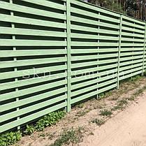 Забор из импрегнированной сосны Техас, фото 2