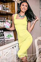 Облегающее платье-футляр Gepur 16103