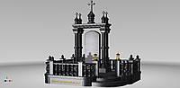 Эксклюзивный мемориальный комплекс из габбро, фото 1