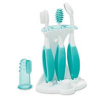 Набор первых зубных щеточек - все необходимые этапы для первых зубов