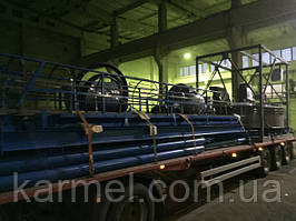 Бетоносмесительная установка БСУ-40К г. Кривой Рог