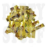 Конфетти золото, 50 г