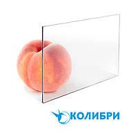 Монолитный поликарбонат Колибри, прозрачный, 4 мм