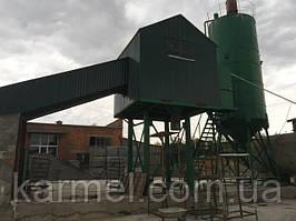 Бетоносмесительная установка БСУ-40К г. Новоднестровськ