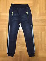 Джинсовые брюки для мальчиков оптом, F&D, 4-12 лет, арт. 5452, фото 2