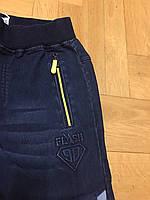 Джинсовые брюки для мальчиков оптом, F&D, 4-12 лет, арт. 5452, фото 4