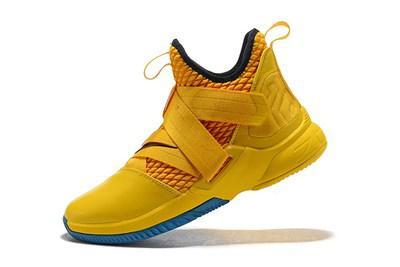 Баскетбольные кроссовки Nike Lebron Soldier 12