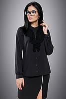 Элегантная женская блузка 997 (44–50р) в расцветках, фото 4