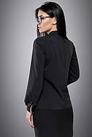 Элегантная женская блузка 997 (44–50р) в расцветках, фото 6