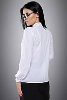 Элегантная женская блузка 997 (44–50р) в расцветках, фото 2