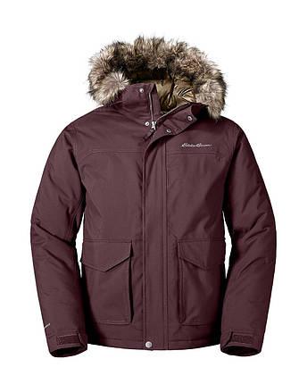 Куртка Eddie Bauer Mens Superior Down II Jacket DK GARNET, фото 2
