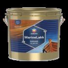 Лак Marine lakk 40 Eskaro полуматовый для дерева, 9.5л.