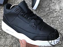 Чоловічі кросівки Air Jordan 3 Retro Cyber Monday Black/White 136064-020, фото 3