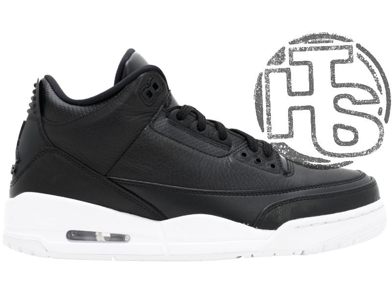 Чоловічі кросівки Air Jordan 3 Retro Cyber Monday Black/White 136064-020
