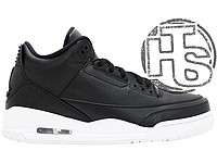 Мужские кроссовки Air Jordan 3 Retro Cyber Monday Black/White 136064-020