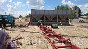 Бетоносмесительная установка БСУ-40К м.Сокаль Львовская обл.